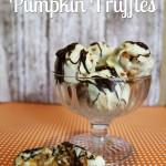 Delicious Pumpkin Truffles