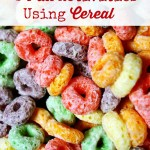 5 Fun Activities Using Cereal