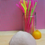 DIY Pink Lemonade Play Dough