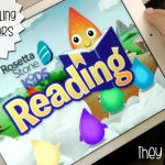 Homeschooling Preschoolers with Rosetta Stone Kids Reading – LOVE it!