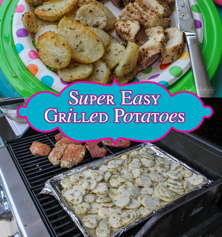 Easy Grilled Potatoes